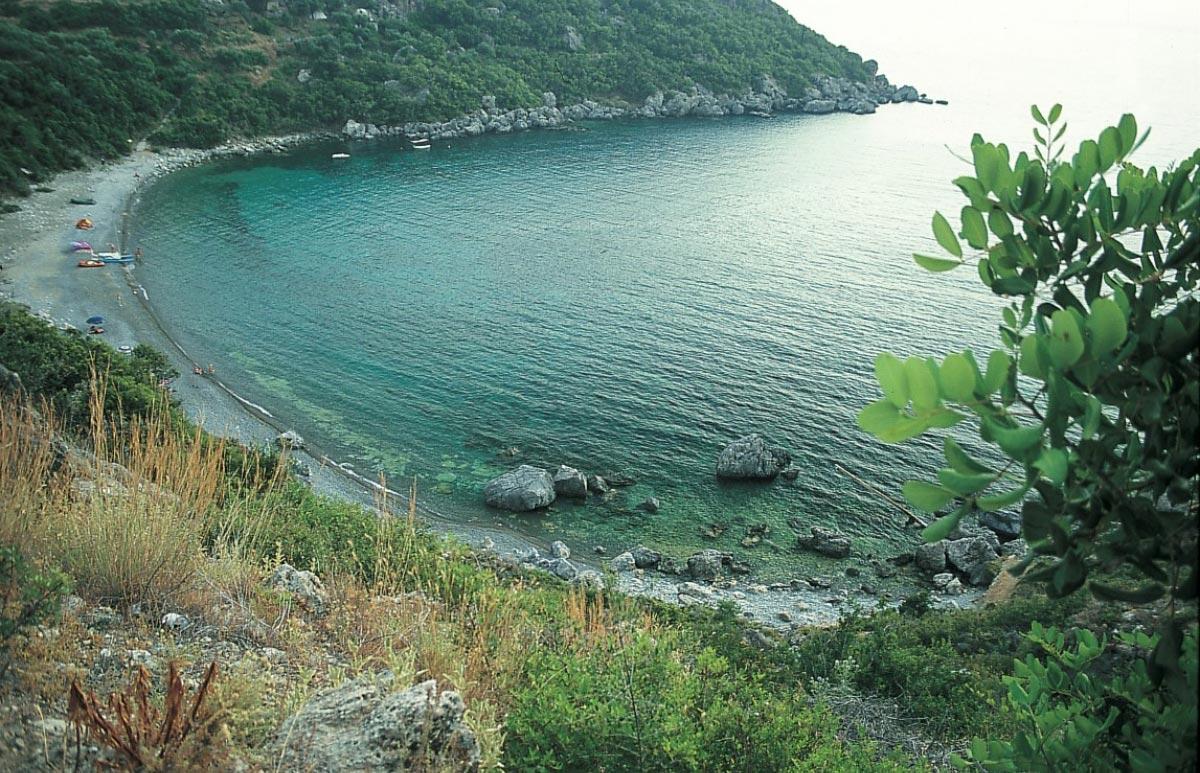 Παραλία Δελφίνια 4